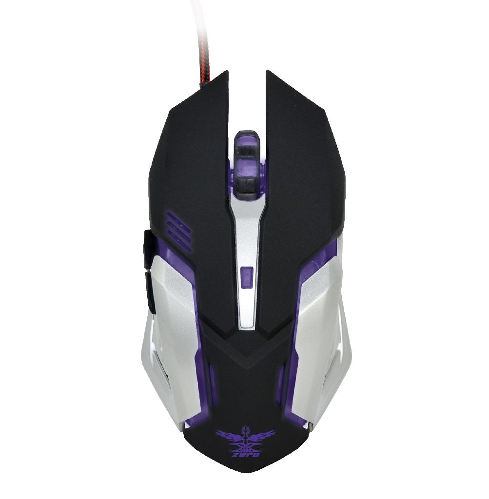 Xzero Mouse gaming 3200DPI X-M372KS