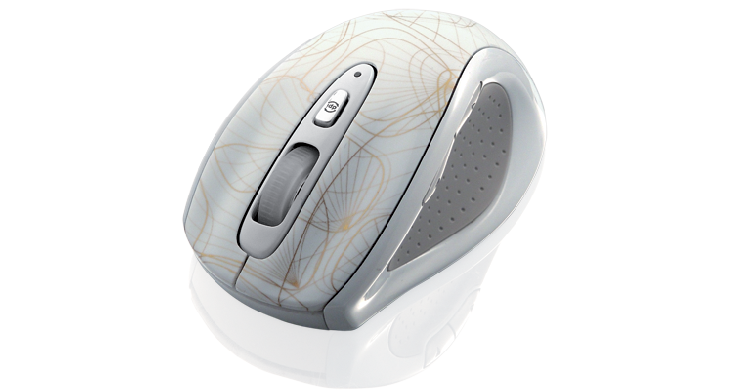 IBOX Mouse Gold