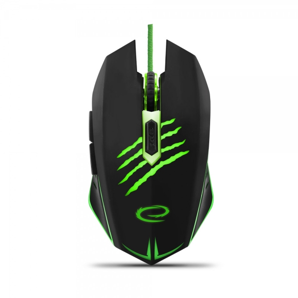 Esperanza Mouse cu fir gaming 6D OPT. USB MX209 CLAW